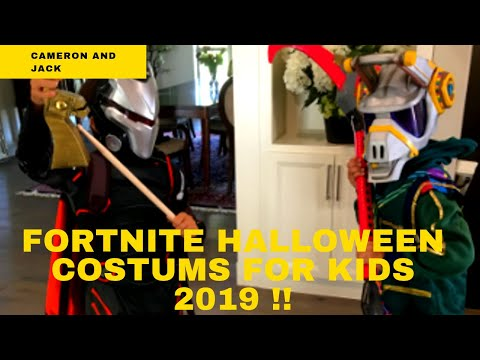 Visiting Spirit Halloween Store For Fortnite Kids Costumes 2019! Halloween Costumes For Kids!