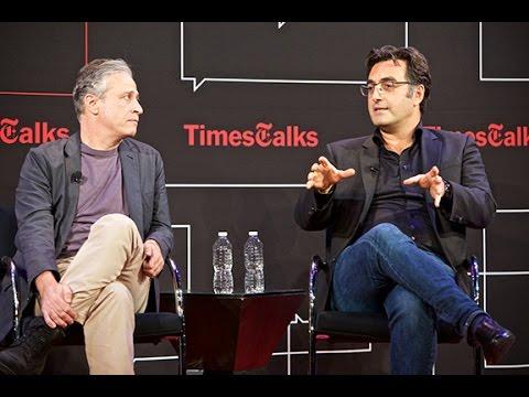 Jon Stewart & Maziar Bahari | Interview | TimesTalks