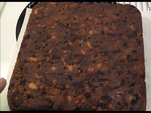 Cake Decorating Equipment In Sri Lanka : Sri Lankan Christmas Cake - pt.6 of 6 - YouTube
