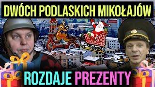 PODLASKA FURA czyli MAJOR I KONON ROZDAJĄ PREZENTY!