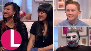 Best of Britain&#39s Got Talent 2016 Interviews  Lorraine