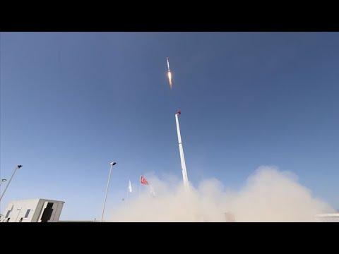 Türkiye'yi uzaya çıkaracak roket çalışmalarında son durum