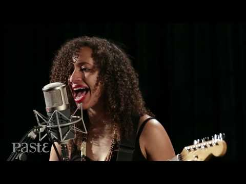 Jackie Venson at Paste Studio NYC live from The Manhattan Center
