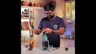 Word of Mouth: Cafelat Espresso Maker: Product Review with Chef Divesh Aswani from Commis Station