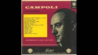 Silent Tone Record/「アンコール」/アルフレード・カンポーリ、エリック・グリットン/米LONDON:LL 1461/クラシック・アナログLP専門店サイレント・トーン・レコード