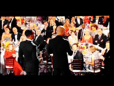 Common, John Legend Golden Globe Award Speech!
