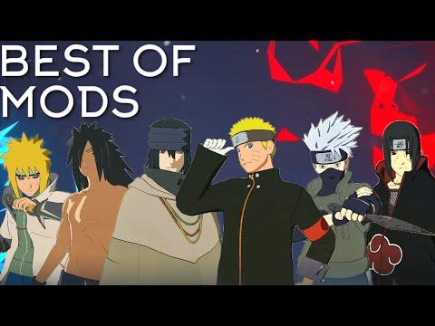 Ninja Storm 4 Mods