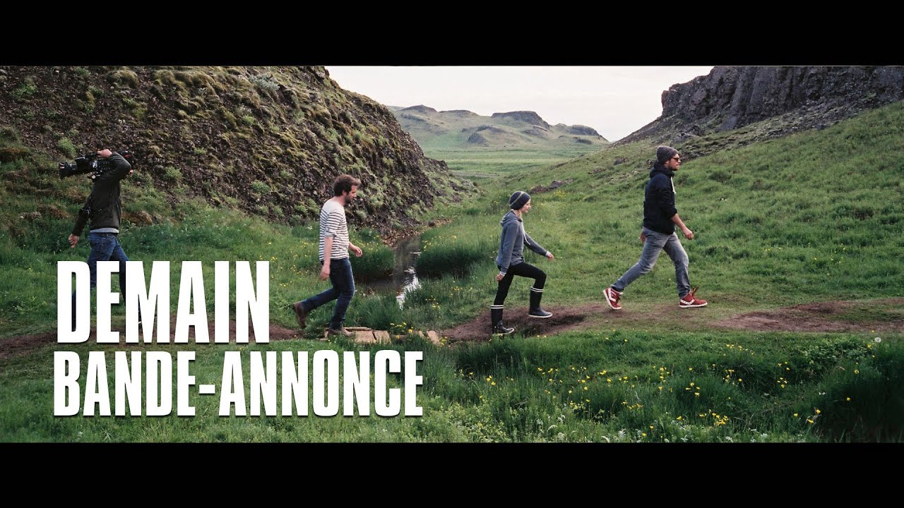 DEMAIN  - Bande-Annonce