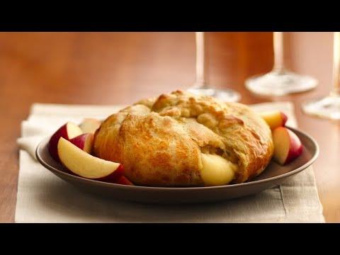 crescent-wrapped-brie-|-pillsbury-recipe
