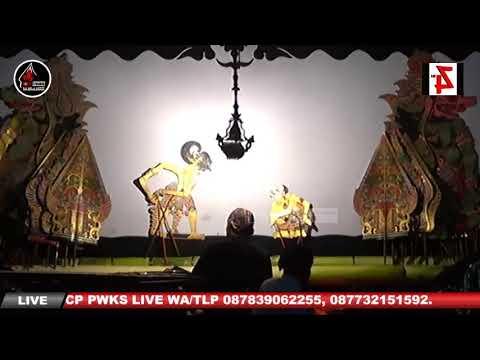 """#pwkslive-#livestreaming-pagelaran-wayang-kulit-dalang-ki-seno-nugroho-lakon-""""gareng-mantu"""""""