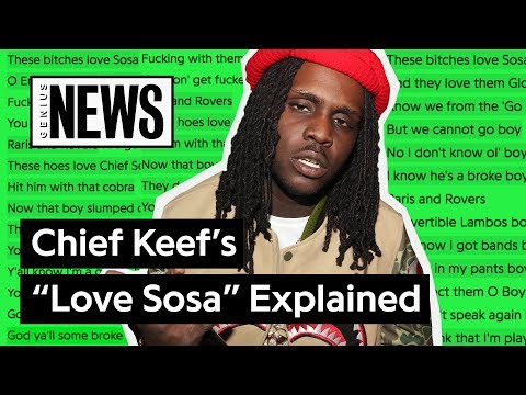 "Looking Back At Chief Keef's ""Love Sosa"" 