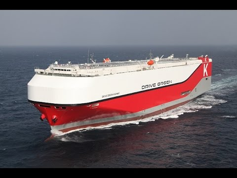 World's largest solar energy Ship-DRIVE GREEN HIGHWAY