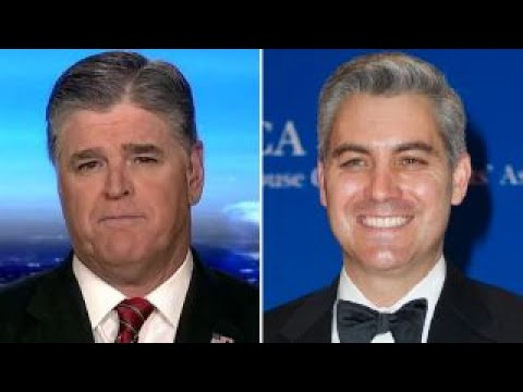 Hannity: Jim Acosta is starting to become unhinged