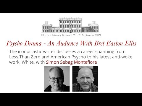 Psycho Drama  An Audience With Bret Easton Ellis