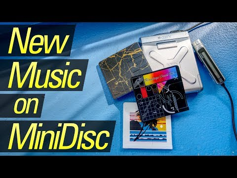 The Return of MiniDisc?