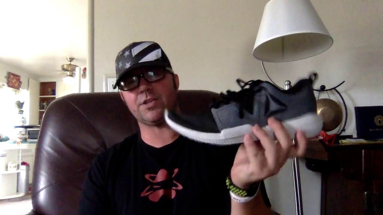 088bc1a97750 Review of Reebok Hydrorush Review - YouTube