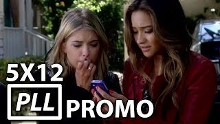 """Pretty Little Liars """"Taking This One To the Grave"""" 5x12 Promo- Summer Finale"""