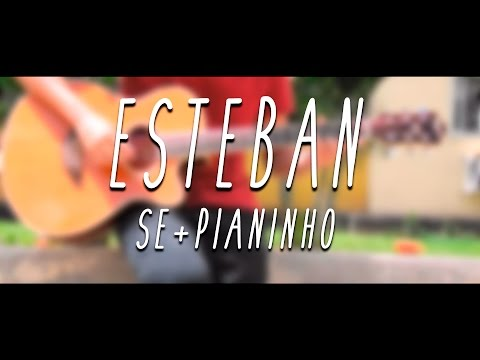 Esteban - Se + Pianinho Cover Instrumental (Guitarra e Violão) HD