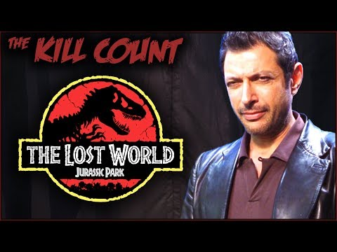 The Lost World: Jurassic Park (1997) KILL COUNT