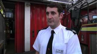 Fire stations closing down in London