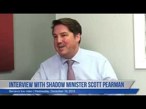 Interview With MP Scott Pearman, December 19 2018