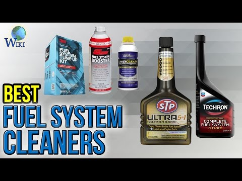 10 Best Fuel System Cleaners 2017