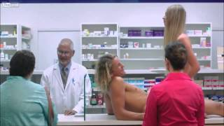 Скандал Секс в аптеке