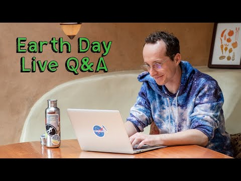 Climate Change Q&A (Live!)