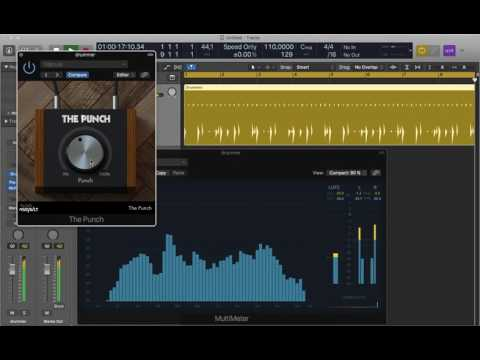 Audio Assault – The Punch Transient Designer (No Talking)