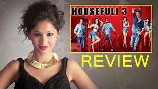 'Housefull 3' Movie Review By Pankhurie Mulasi   Akshay, Jacqueline, Ritesh, Abhishek