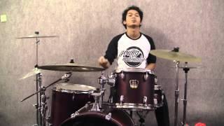 sakit minta ampun - mahadewi (drum cover) by Anan Hammas