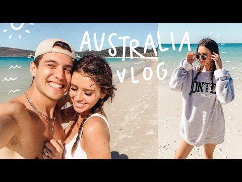 a week in my life in australia :)