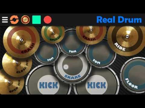 Ungu - Dengan nafasmu ( Real Drum Cover )