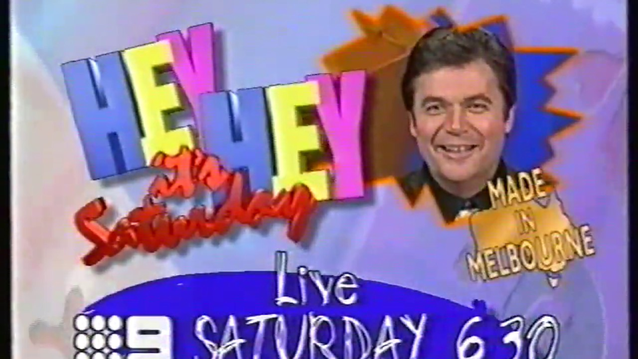 Hey Hey Its Saturday - Advertisment Episode 40 1996 - YouTube