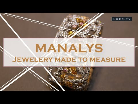 Manalys, the art of fine jewelery made to measure