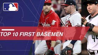 Goldy, Freeman and Votto Head Top 10 First Basemen