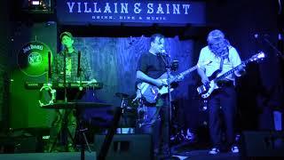 The Poseurs DC Just What I Needed Live Villain & Saint November 8, 2018