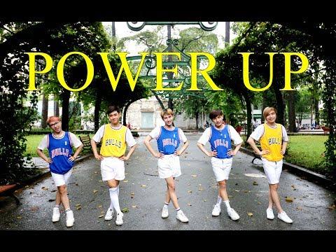 KPOP IN PUBLIC CHALLENGE Red Velvet 레드벨벳 Power Up Dance Cover Heaven Dance Team from Vietnam