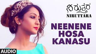 Download Hindi Video Songs - Neenene Hosa Kanasu Full Song (Audio) ||