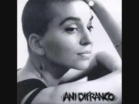 I'm No Heroine (lyrics) - Ani DiFranco(Living in Clip)