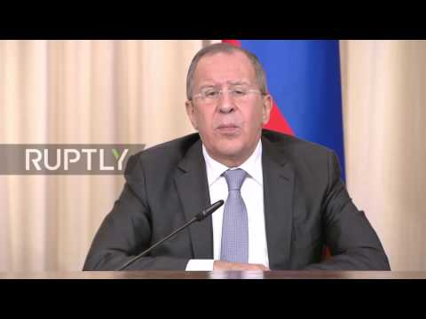 Russia: EU should wait for evidence on alleged Chechnya LGBT rights violations – Lavrov