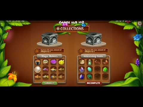How To Increase Population By '5' : Virtual Villagers Origins 2 VV2