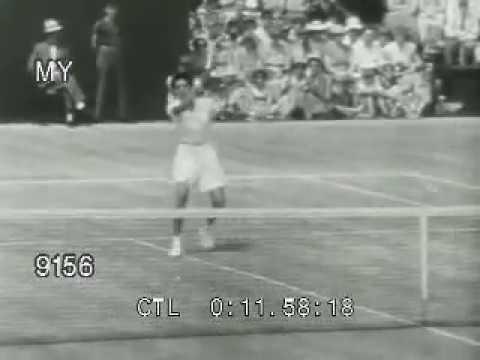1957 Wimbledon Althea Gibson Wins