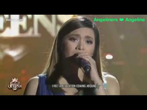 Inside your heaven - Angeline Quinto Highest Version