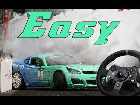 How To Drift - Assetto Corsa - Logitech G920