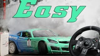 How To Drift - Assetto Corsa - Logitech G920