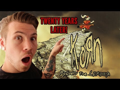 "KORN's ""Follow the Leader"" Turns 20 