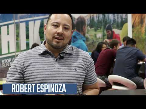 Robert Espinoza introduces VISLON® Slim at the Outdoor Retailer Show