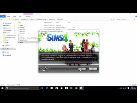 how to download sims 4 without disc