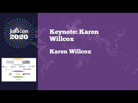 JuliaCon 2020 | Keynote: Scientific Machine Learning | Prof Karen Willcox